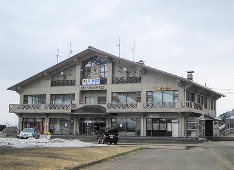 インフォメーションセンター